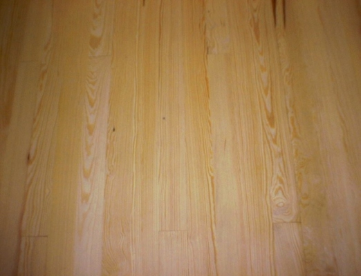 Longleaf Southern Yellow Pine Flooring