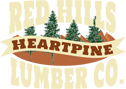 Red Hills Co. Heart Pine Flooring