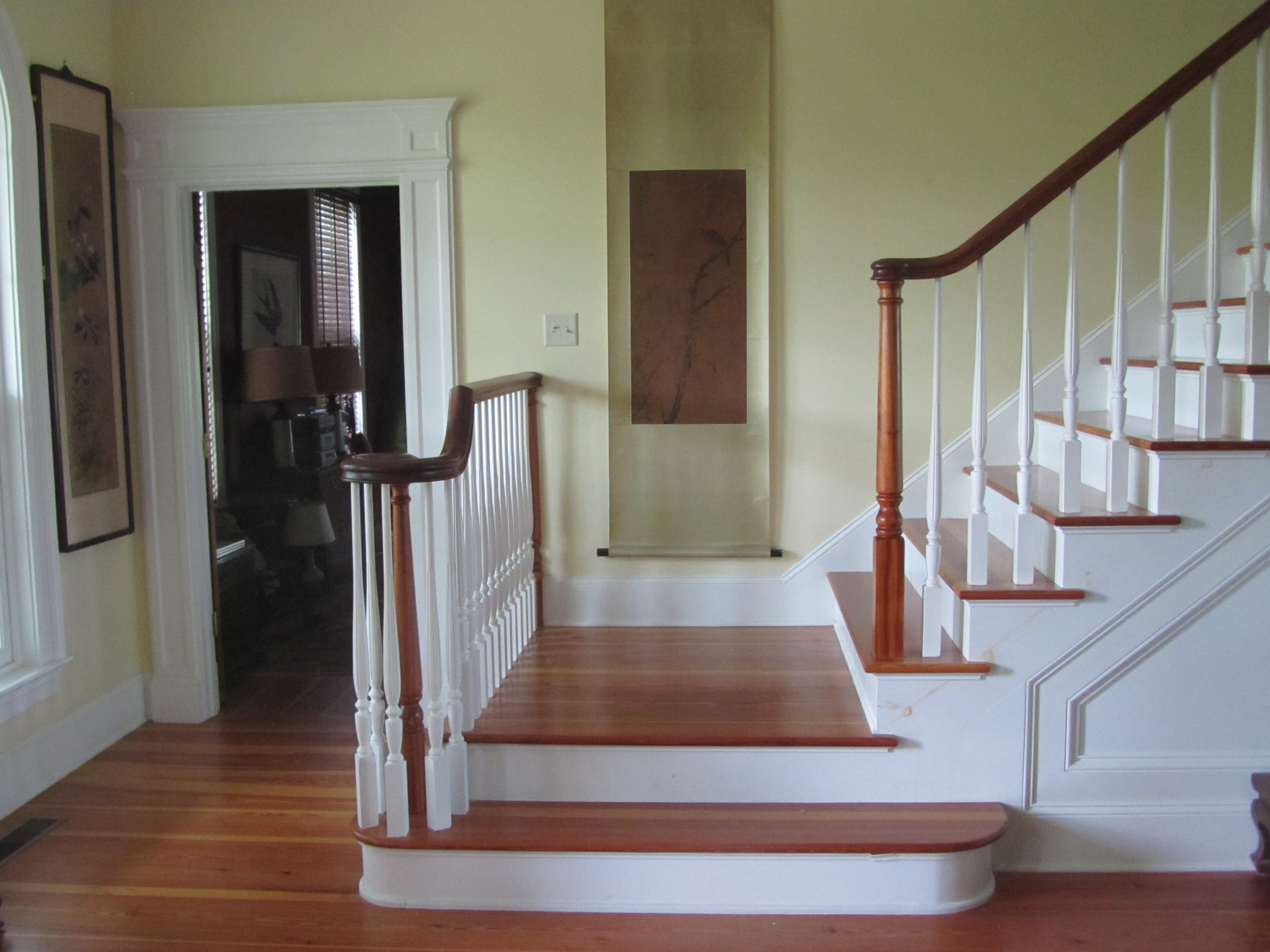 Stair Parts Interior Products Home page